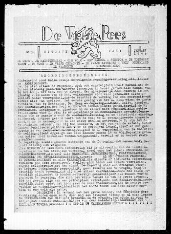 De Vrije Pers 1945-01-03