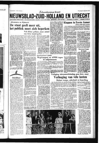 Schoonhovensche Courant 1966-09-21