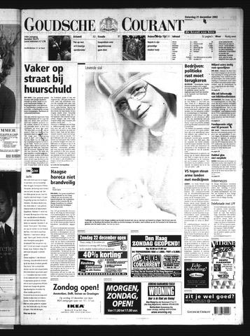 Goudsche Courant 2002-12-21