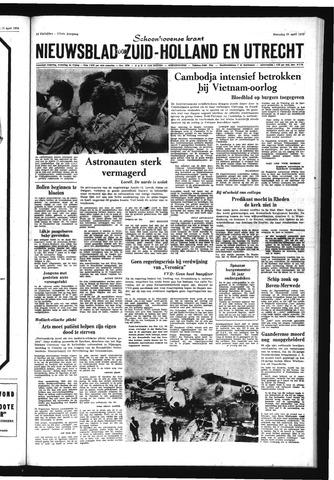 Schoonhovensche Courant 1970-04-20