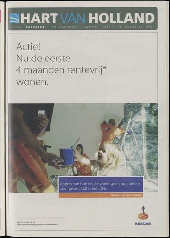 Hart van Holland - Editie Zuidplas 2011-08-10