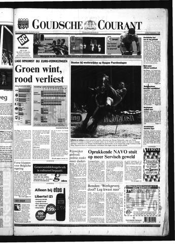 Goudsche Courant 1999-06-14