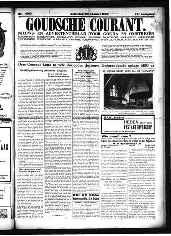 Goudsche Courant 1932-01-23