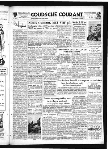 Goudsche Courant 1951-03-24