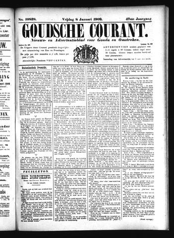 Goudsche Courant 1909-01-08