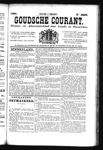 Goudsche Courant 1891-09-05