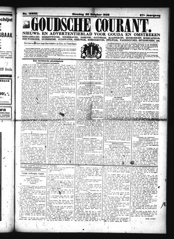 Goudsche Courant 1928-10-30