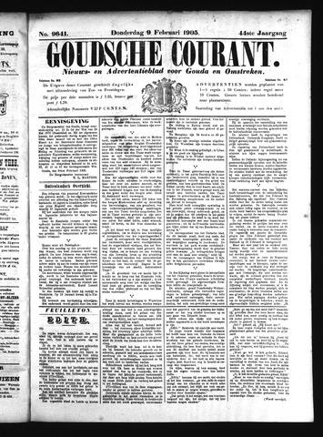 Goudsche Courant 1905-02-09