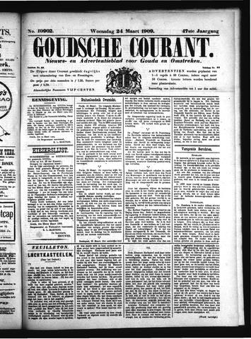 Goudsche Courant 1909-03-24