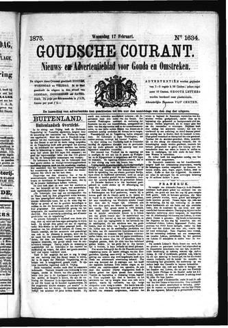 Goudsche Courant 1875-02-17