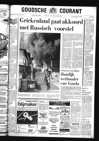 Goudsche Courant 1974-08-24