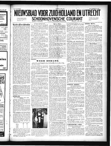 Schoonhovensche Courant 1948-07-09