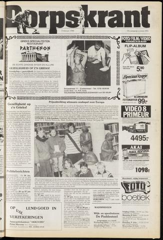 Dorpskrant 1988-02-03