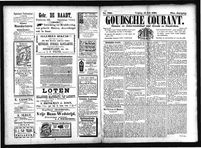 Goudsche Courant 1898-07-15