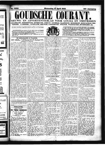 Goudsche Courant 1925-04-15