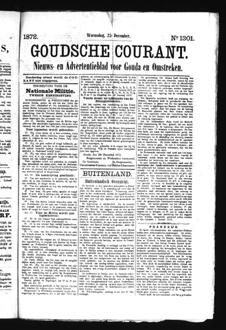 Goudsche Courant 1872-12-25