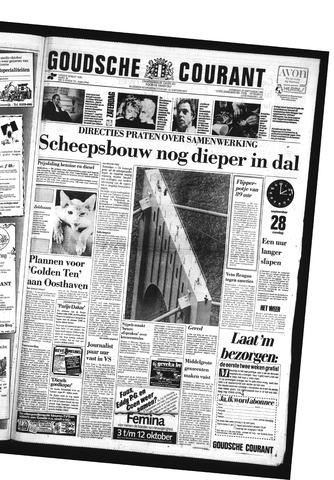 Goudsche Courant 1986-09-27