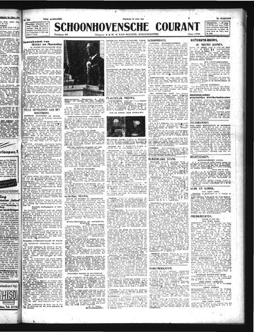 Schoonhovensche Courant 1943-07-23