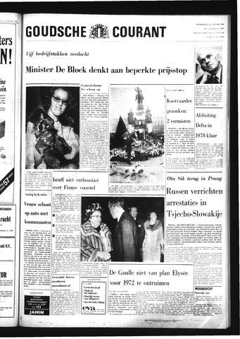 Goudsche Courant 1969-01-23