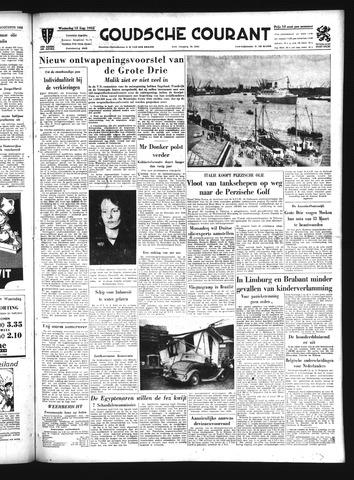 Goudsche Courant 1952-08-13