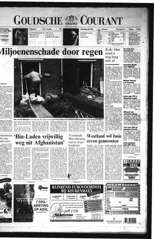 Goudsche Courant 2001-09-20