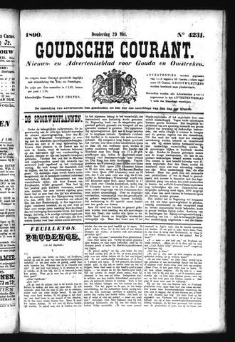 Goudsche Courant 1890-05-29