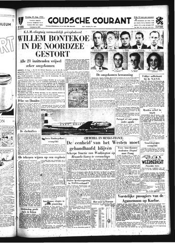 Goudsche Courant 1954-08-24