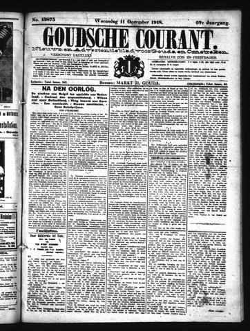Goudsche Courant 1918-12-11