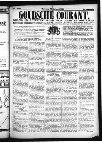 Goudsche Courant 1933-01-23