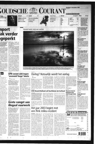 Goudsche Courant 2002-12-31