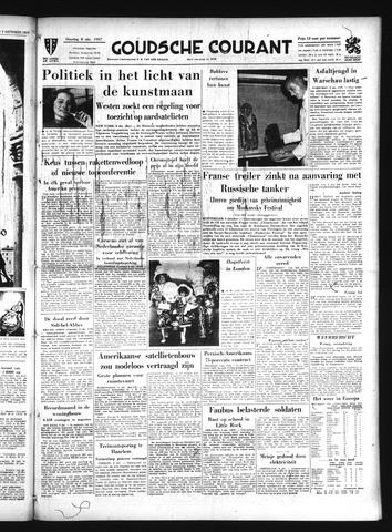 Goudsche Courant 1957-10-08