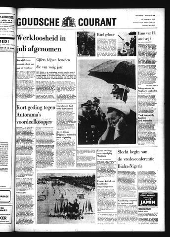 Goudsche Courant 1968-08-07