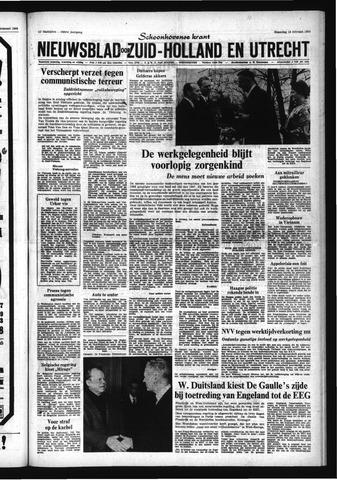 Schoonhovensche Courant 1968-02-19