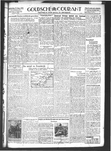 Goudsche Courant 1944-08-17