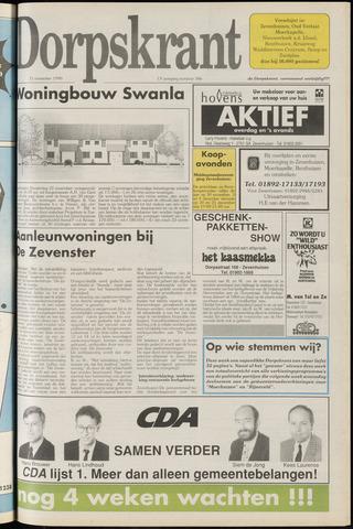 Dorpskrant 1990-11-21