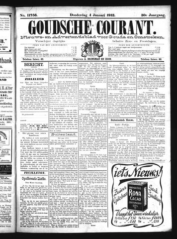 Goudsche Courant 1912-01-04