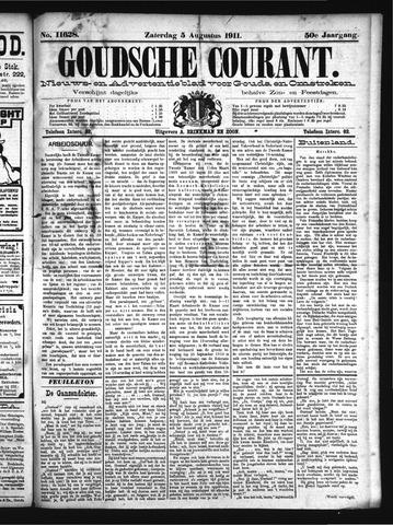 Goudsche Courant 1911-08-05