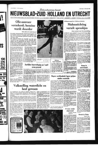Schoonhovensche Courant 1971-02-15