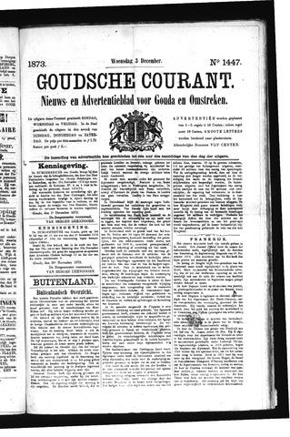 Goudsche Courant 1873-12-03