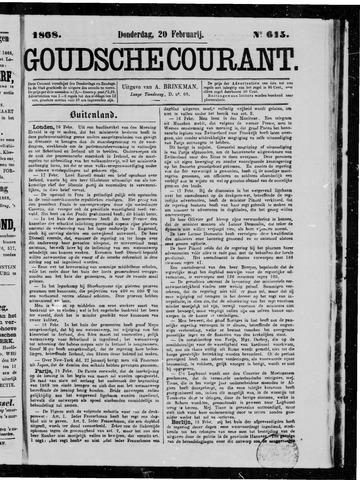 Goudsche Courant 1868-02-20