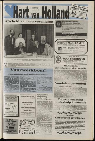 Hart van Holland 1992-12-09