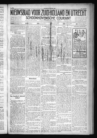 Schoonhovensche Courant 1931-02-23