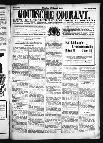 Goudsche Courant 1936-03-17