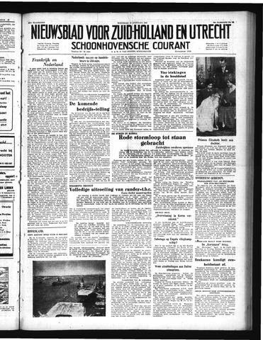 Schoonhovensche Courant 1950-08-16
