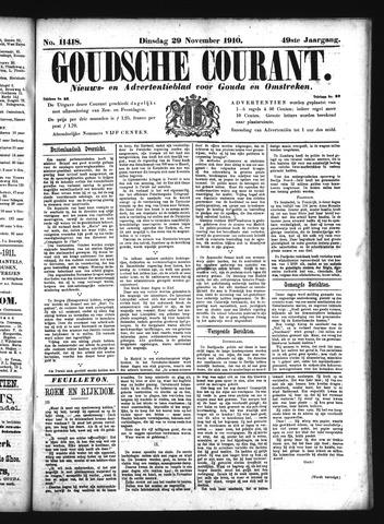 Goudsche Courant 1910-11-29