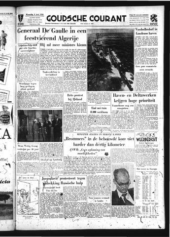 Goudsche Courant 1958-06-04