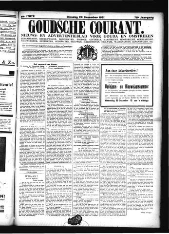 Goudsche Courant 1931-12-29