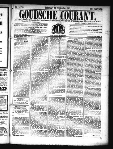 Goudsche Courant 1921-09-24