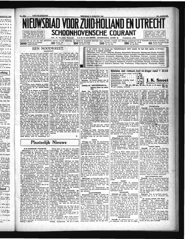 Schoonhovensche Courant 1935-08-14