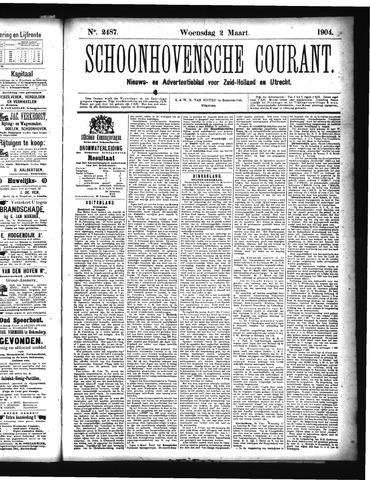 Schoonhovensche Courant 1904-03-02